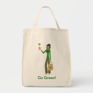 DHG Organic Grocery Tote Grocery Tote Bag
