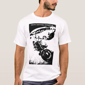 dhi white T T-Shirt