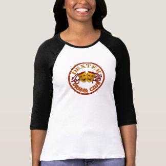 DHS Drama Logo 3/4 Sleeve raglan Shirt Female