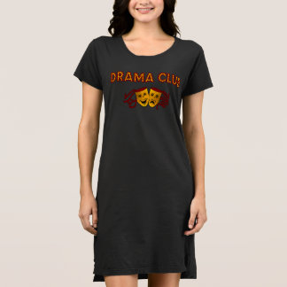 DHS Drama  Tshirt Dress 1