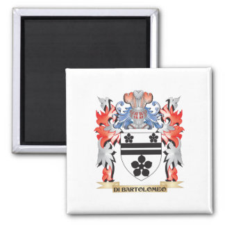 Di-Bartolomeo Coat of Arms - Family Crest Magnet