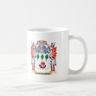 Di-Bernardo Coat of Arms - Family Crest Coffee Mug
