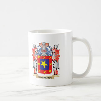 Di-Domenico Coat of Arms - Family Crest Coffee Mug