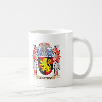 Di-Matteo Coat of Arms - Family Crest Coffee Mug
