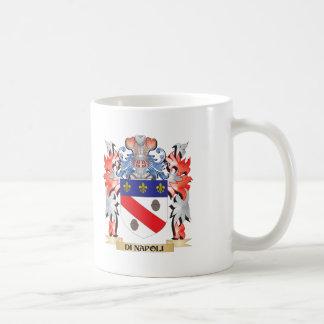 Di-Napoli Coat of Arms - Family Crest Coffee Mug