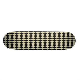 DIA1 BK-MRBL BG-LIN SKATE BOARD DECKS
