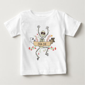DIA DE Festival of the Dead Baby T-Shirt