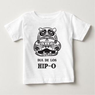 Dia de Los Hip-O Baby T-Shirt