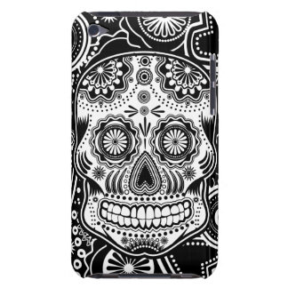 Dia De Los Muertes Sugar Skull iPod Case-Mate Cases