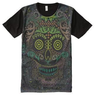 Dia de los Muertos All-Over Print T-Shirt