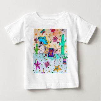 DIA DE LOS MUERTOS CABALLO_SOMBRERO BABY T-Shirt