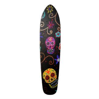 Dia de los Muertos Calaveras Skate Board Deck