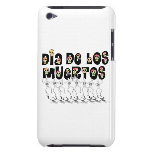 Dia De Los Muertos - Dancing Skeletons iPod Touch Covers