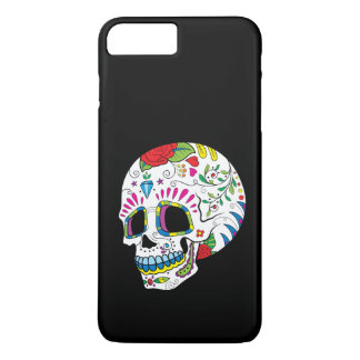 Dia de los Muertos (Day of the Dead) iPhone Case