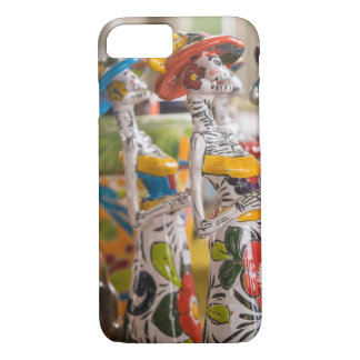 Dia de los Muertos (Day of the Dead) iPhone case