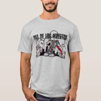 Dia De los muertos graffiti T-Shirt