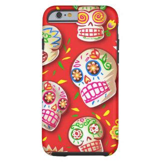 Dia De Los Muertos iPhone 6 case