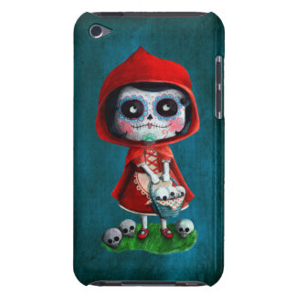 Dia de los Muertos Little Red Riding Hood Barely There iPod Covers