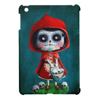 Dia de los Muertos Little Red Riding Hood iPad Mini Case