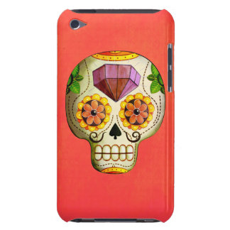 Dia de Los Muertos Mexican Sugar Skull iPod Touch Covers