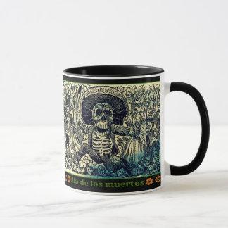 Dia De Los Muertos Mug