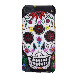 Dia de los Muertos skull iPod Touch 5G Covers
