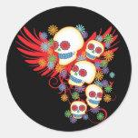 Dia de los Muertos Stickers