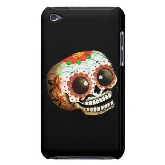 Dia de Los Muertos Sugar Skull Art Barely There iPod Case