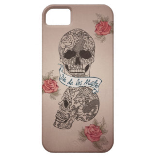 Dia De Los Muertos Sugar Skull iPhone 5 Covers