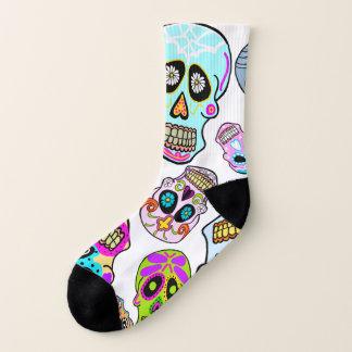 Dia de los Muertos /Sugar Skull Socks
