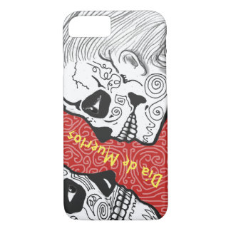 Día de Muertos by Slipperywindow iPhone 8/7 Case