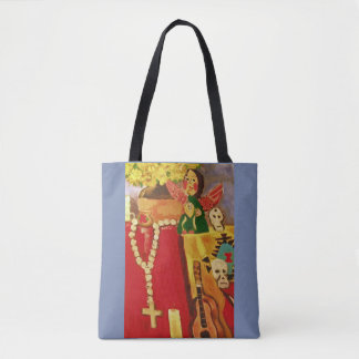 Día de Muertos/Day of the Dead Tote