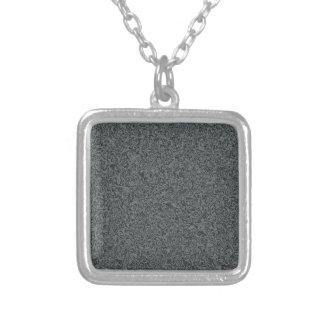 Diabas Design Square Pendant Necklace