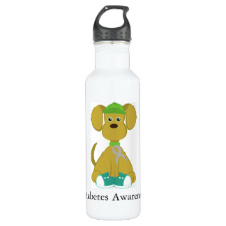 Diabetes Dog Sully Liberty Bottle