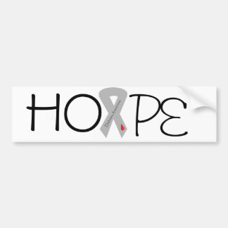 Diabetes Hope Bumper Sticker