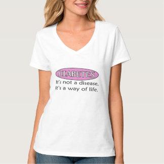 Diabetes - It's a Way of Life T-Shirt