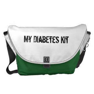 Diabetes Kit Courier Bags