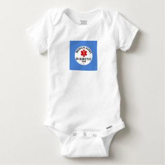DIABETES TYPE 1 BABY ONESIE