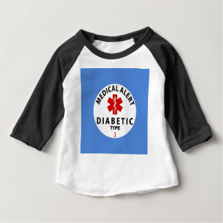 DIABETES TYPE 1 BABY T-Shirt
