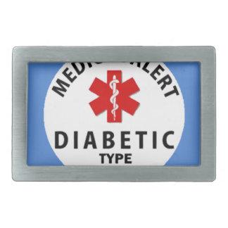 DIABETES TYPE 1 BELT BUCKLE