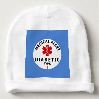 DIABETIES TYPE 1 BABY BEANIE