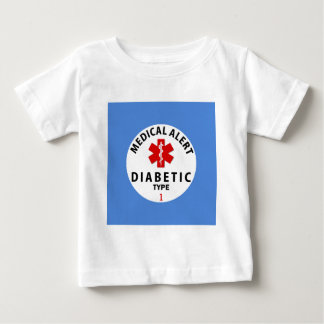 DIABETIES TYPE 1 BABY T-Shirt