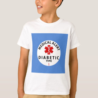 DIABETIES TYPE 1 T-Shirt