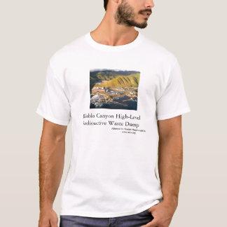 Diablo Canyon High-Level Radioactive Waste Dump T-Shirt
