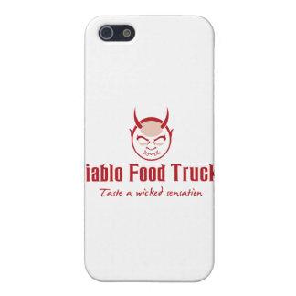 Diablo Food Truckz Cover For iPhone 5