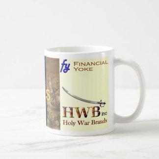 Diabolis - Financial Yoke Basic White Mug