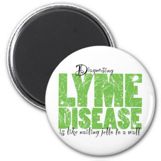 Diagnosing Lyme Disease Magnet