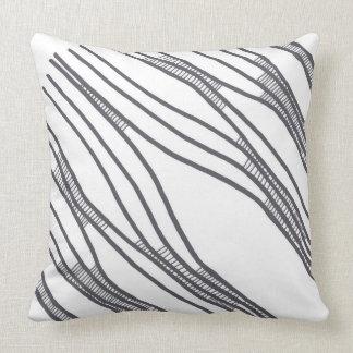 Diagonal layers neutral cushion