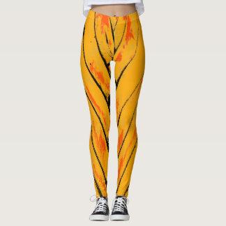 diagonal leggings