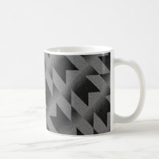 Diagonal M pattern Coffee Mug